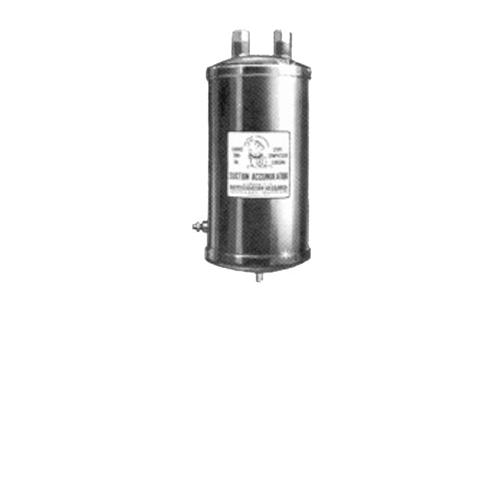 Suction Accumulator Heat Exchanger Combinations