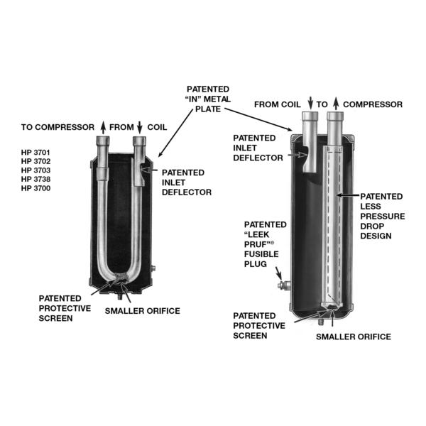 Suction Accumulators – Heat Pump Image 3